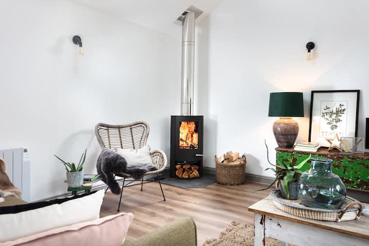 A Slow Staycation | Log Burning Fire| Dog Friendly