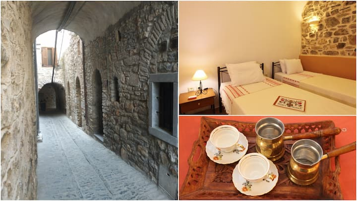 Vota Traditional Suite in 🏰Medieval Mesta Castle