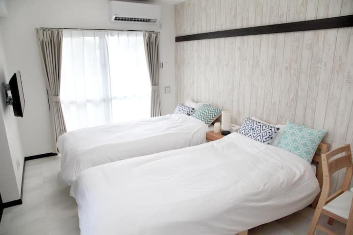Hotel Tomas Nago Twin Room B