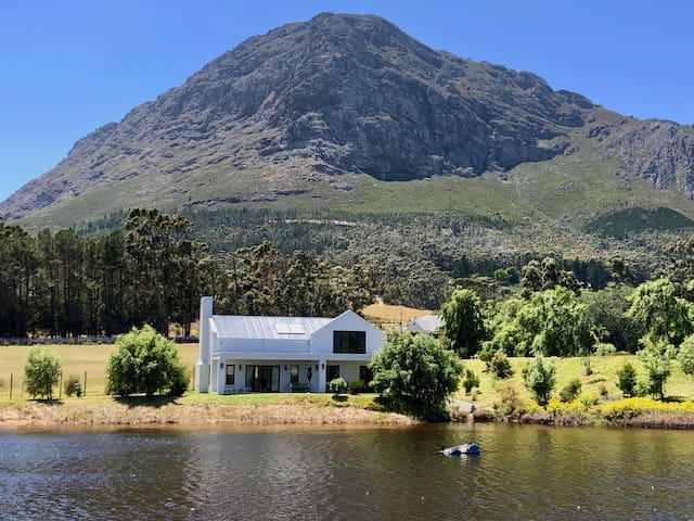 The Lake House, Bo La Motte Farm