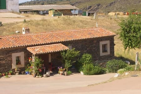 -Casa Acogedora Campo-Entorno Natural Espectacular