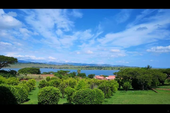 Accommodation with a fantastic breathtaking view