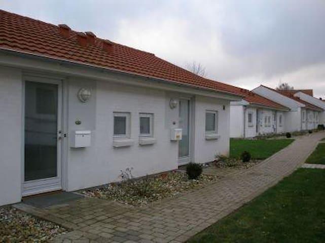 Lille hus i Eventyrets by, Ærøskøbing - Ærøskøbing - Apartment
