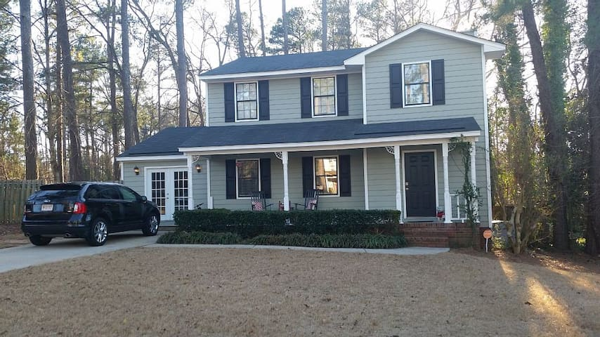 Nov. 2020 Masters house rental 5.9 miles to course