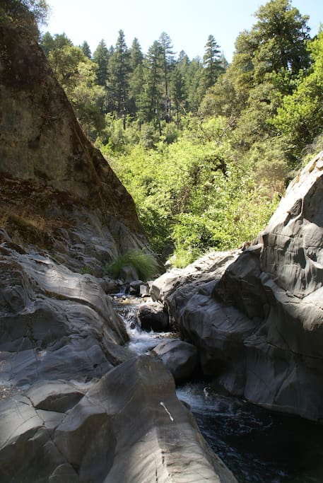 Endless Hikes along the creeks Dec-June