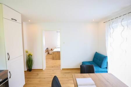 Appartement Villa Mozart-Suite nähe Salzachufer