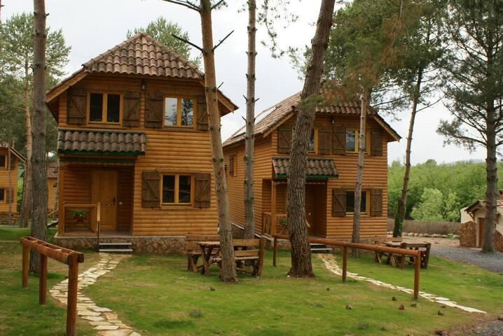 Casa de Madera 4+2