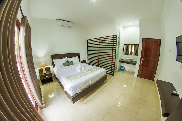 Gatsby Hotel Hostel - Standard Double Bed