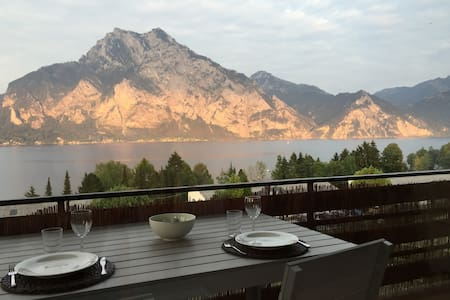 Apartment stunning view Traunsee