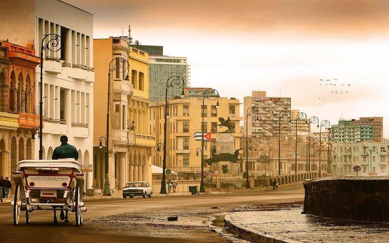 Andando La Habana