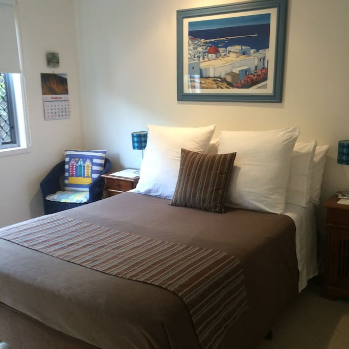 Your double room - photo updated 2016