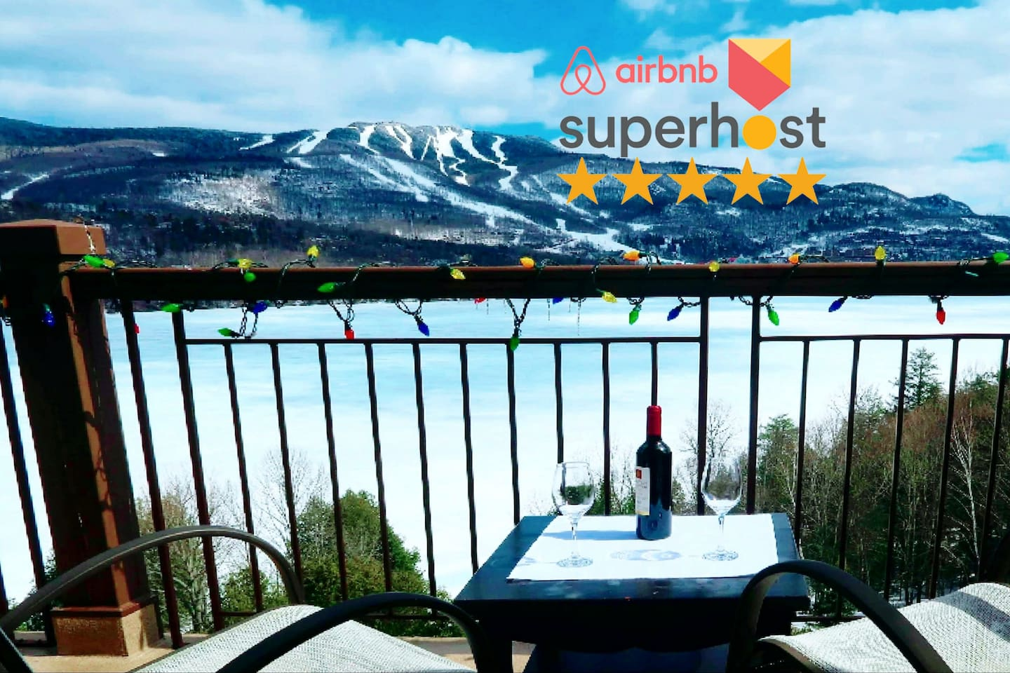 Tanja November 2018 ''Marc deserves his title as Superhost. Although we would rather keep it this little gem to ourselves, the condo is amazing. The view is breathtaking. There is a big balcony. We had everything we needed. Thank you, Marc!''