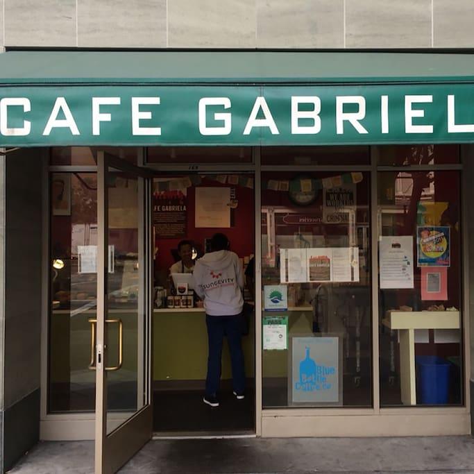รูปCafe Gabriela