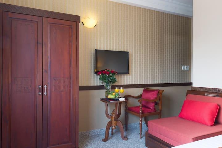 Private Room in Boutique Hotel