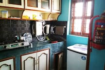 Kitchen with all utility