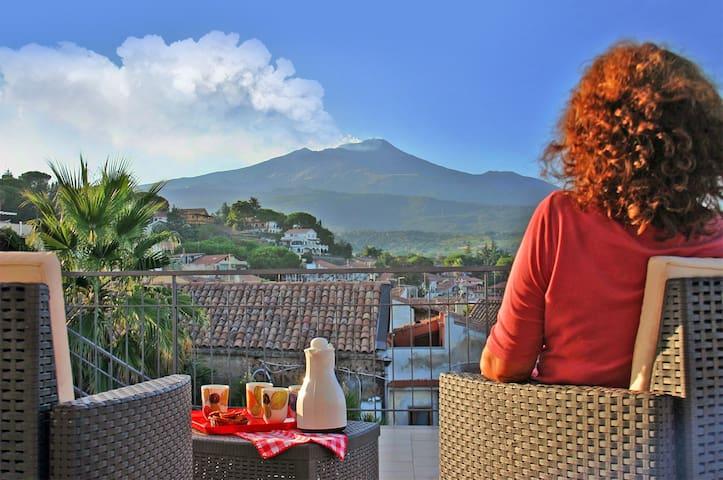 B&B Etna in terrazza