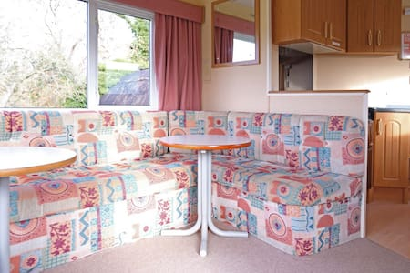 Caravan 1-The Green, Newholm (nr Whitby/Sandsend)