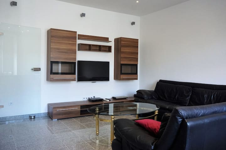 V - modern flat with 2 bedrooms - Duisburg - Byt