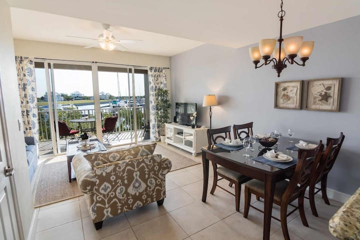 Beautiful Water View Town Home in Little Harbor - Ruskin - Townhouse