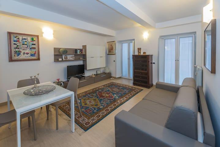 Maison de Giselle M20 - Sport - Relax - Natura - Finale Ligure - Flat