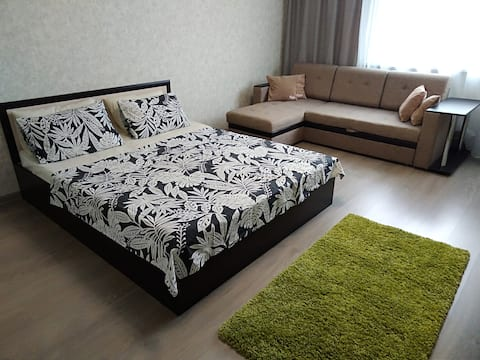 Чистая, уютная 1 комнатная квартира в новом доме.