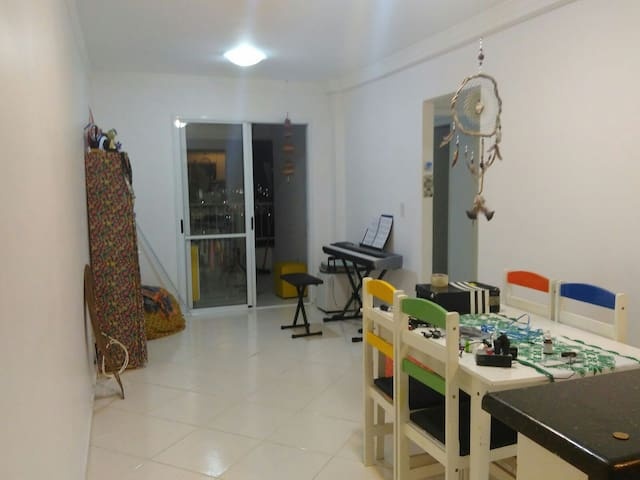 Apartamento aconchegante! - São José dos Campos - Byt