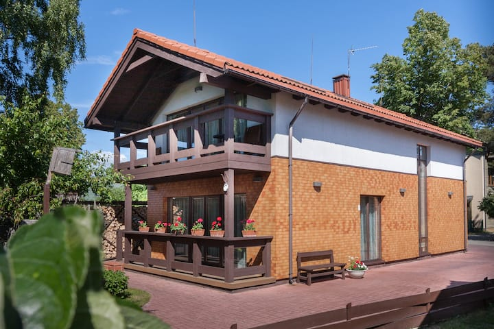 House in the City Center