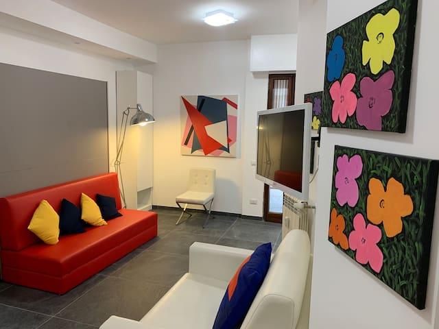Circo Massimo Art Museum Apartment