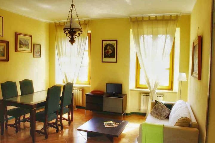 Dimora tranquilla nella verde Lunigiana - Migliarina - House