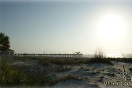 101 Steps to the Beach, sand, sun and body surfing - Tybee Island - Lejlighedskompleks