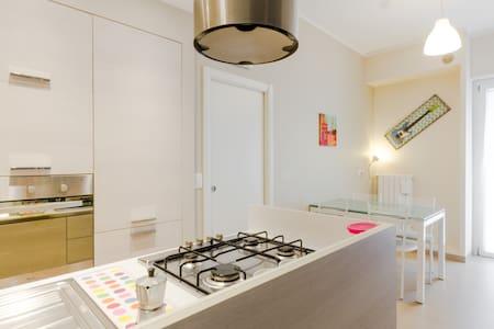 Modern city apartment 150m from the beach - Pescara