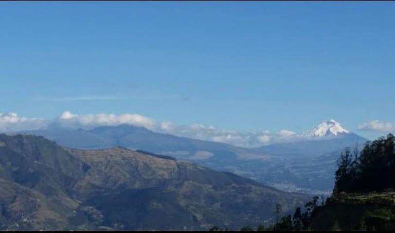 Zona exclusiva de Quito