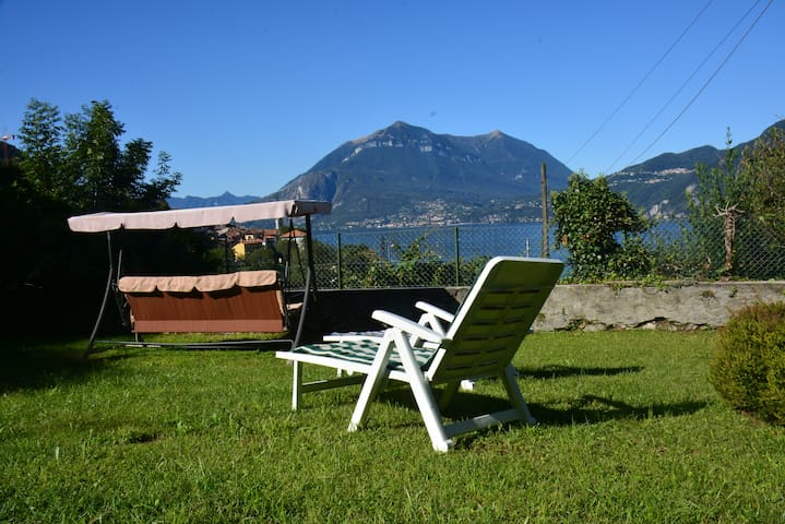 Casa Gibiseo with garden with stunning lake view - Bellano - Byt