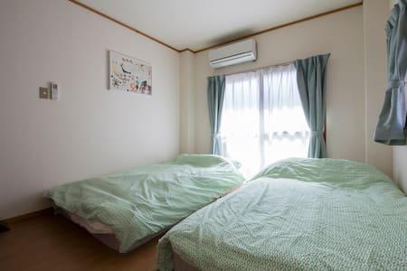 Near Shin-Osaka ☆Japanese Big Room☆ - Осака