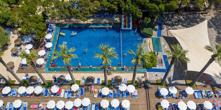 OMER HOLIDAY CLUB ROOM - ALL INCLUSIVE