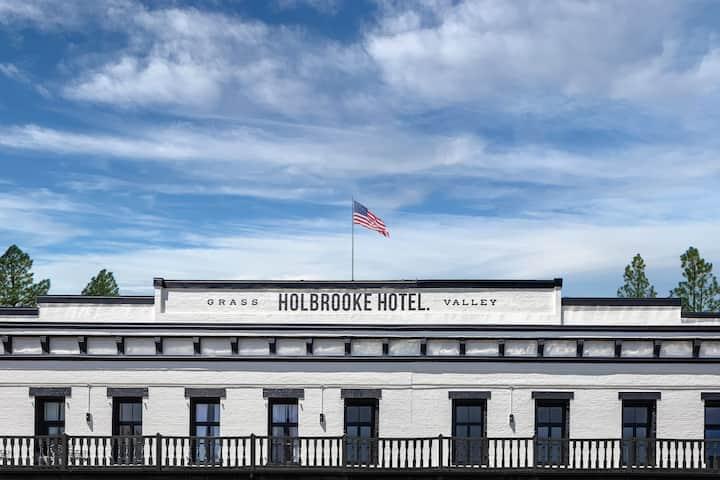 Holbrooke Hotel - Holbrooke Queen Room