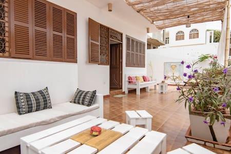 Casa Laginha (202) option Scooter Mindelo Cap Vert