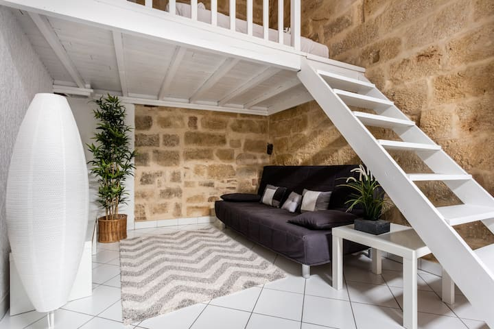 Colombet Stay's - Rue Cope Cambes - Montpellier - Apartment