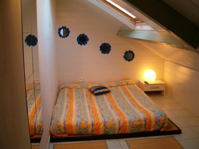 Appartement confortable et lumineux - Saint-Pierre-Quiberon - Apartemen