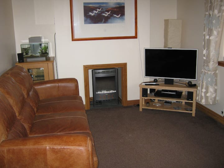 Comfy Northumberland home