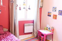 TOP HISTORIC CENTER / 2 Chambres / 2 pers 1 enfant