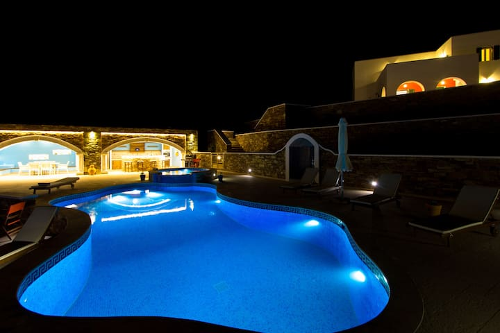 Aegean Villas Ios: Villa HOPE