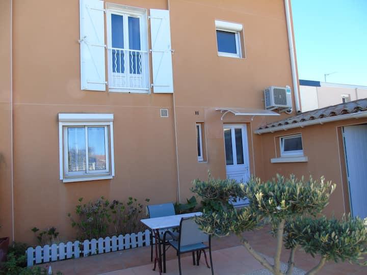 Villa f4 à Mèze