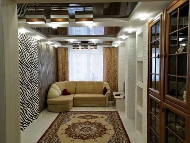 Современная квартира в Минске