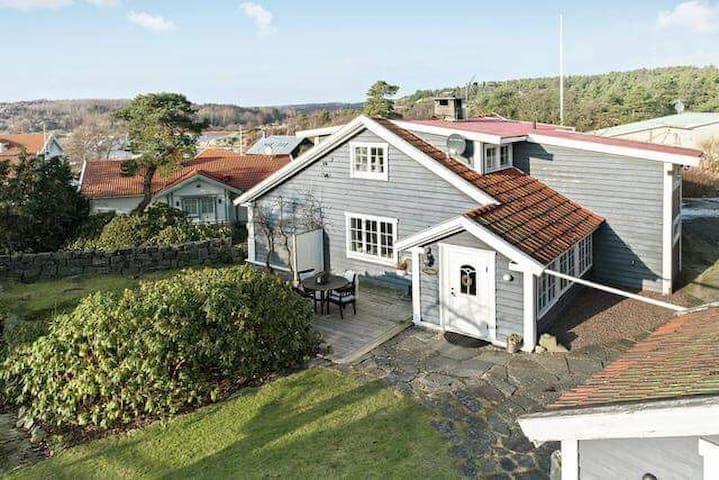 Stuga vid havet Göteborg Näset/Rörviksbadet