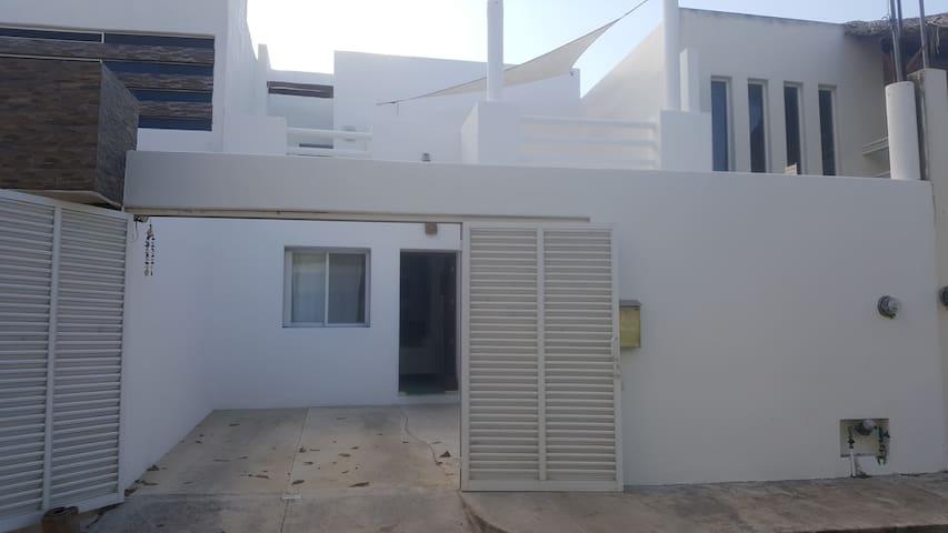Casa Acqua - San Miguel de Cozumel - Huis