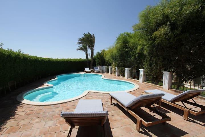 El Gouna Hill Villa,Qesm Hurghada