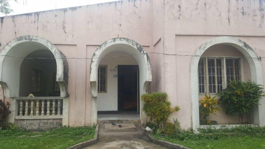 House in Tudela, Camotes near the beach