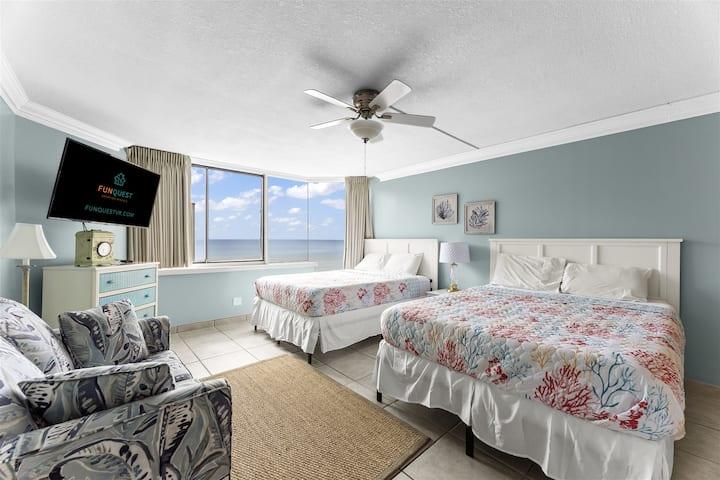 Top of The Gulf 607 - Cozy Condo with Ocean Views