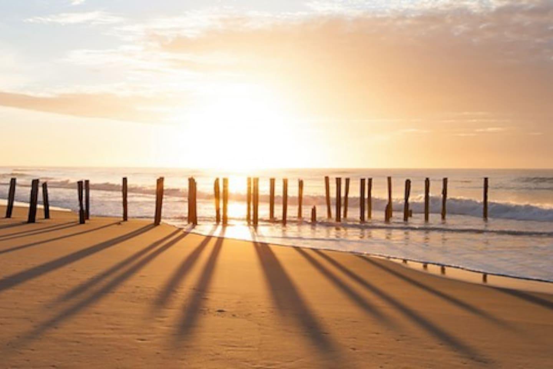 St Clair Beach....... Sun Rise